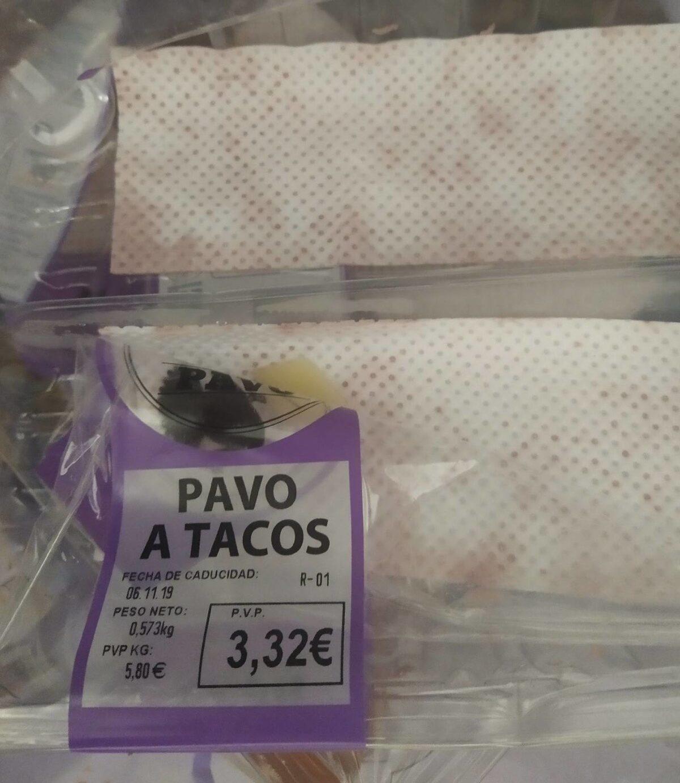 Estofado de pavo - Product