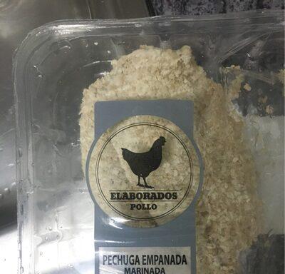 Pechuga Empanada Marinada - Producto