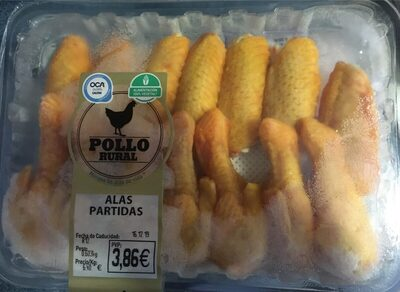 Alas pollo rural - Product