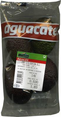 """Aguacates """"Frutas Montosa"""" - Produit"""