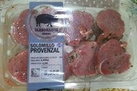 Solomillo provenzal - Producto