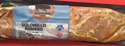 Solomillo Romero - Product