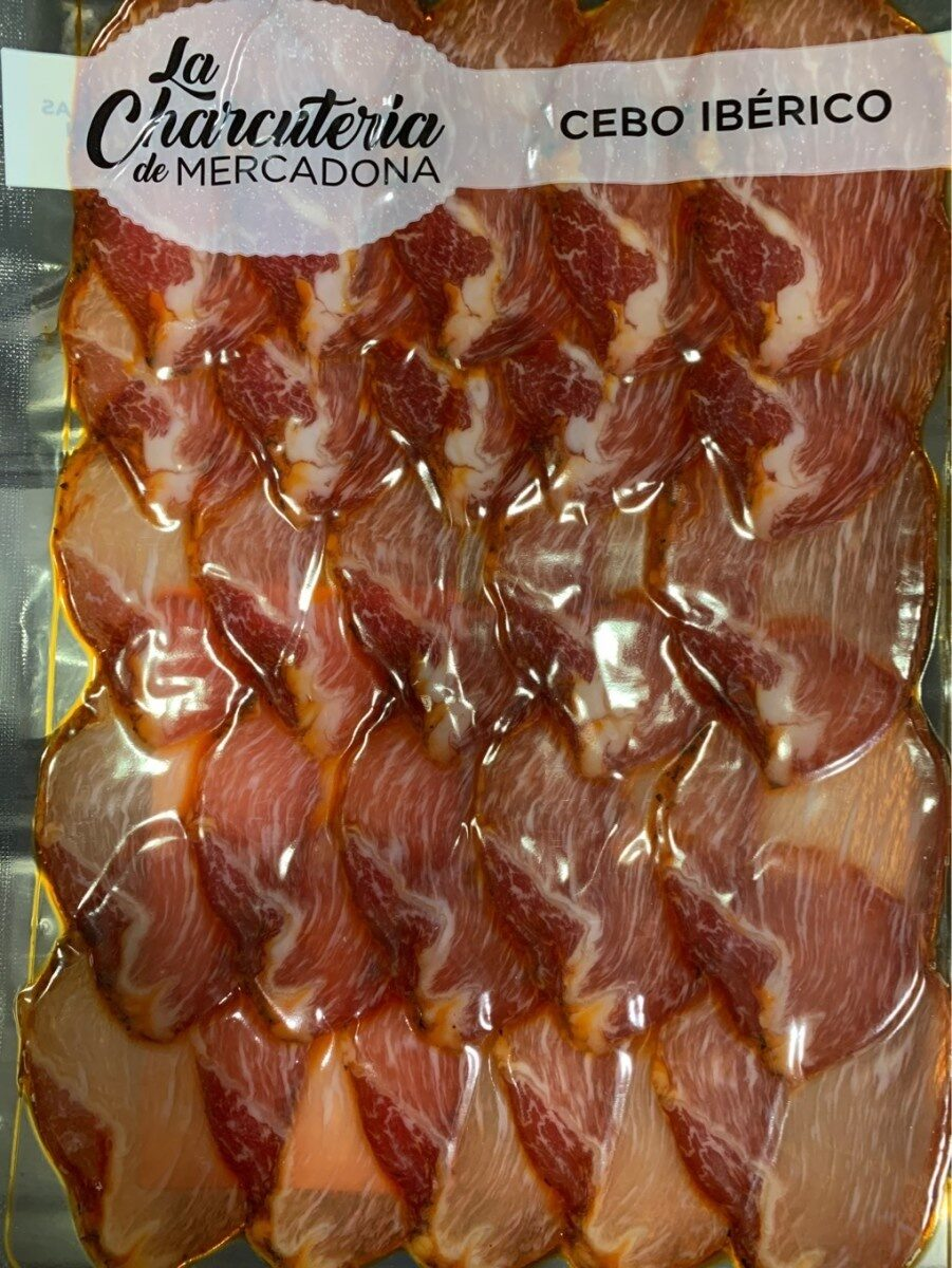 Lomo cebo iberico - Product