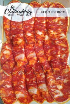 Chorizo de cebo ibérico - Product