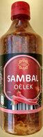 Sambal Oelek - Product - nl
