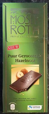 Puur Geroosterde Hazelnoot - Product