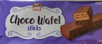 Choco Wafel Sticks - Product - nl