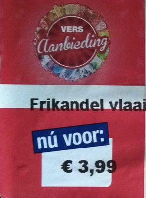 Frikandel vlaai - Product - nl