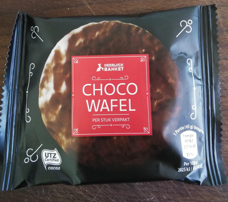 Choco Wafel - Product - en
