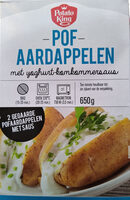 Potato King Pofaardappelen - Product - nl