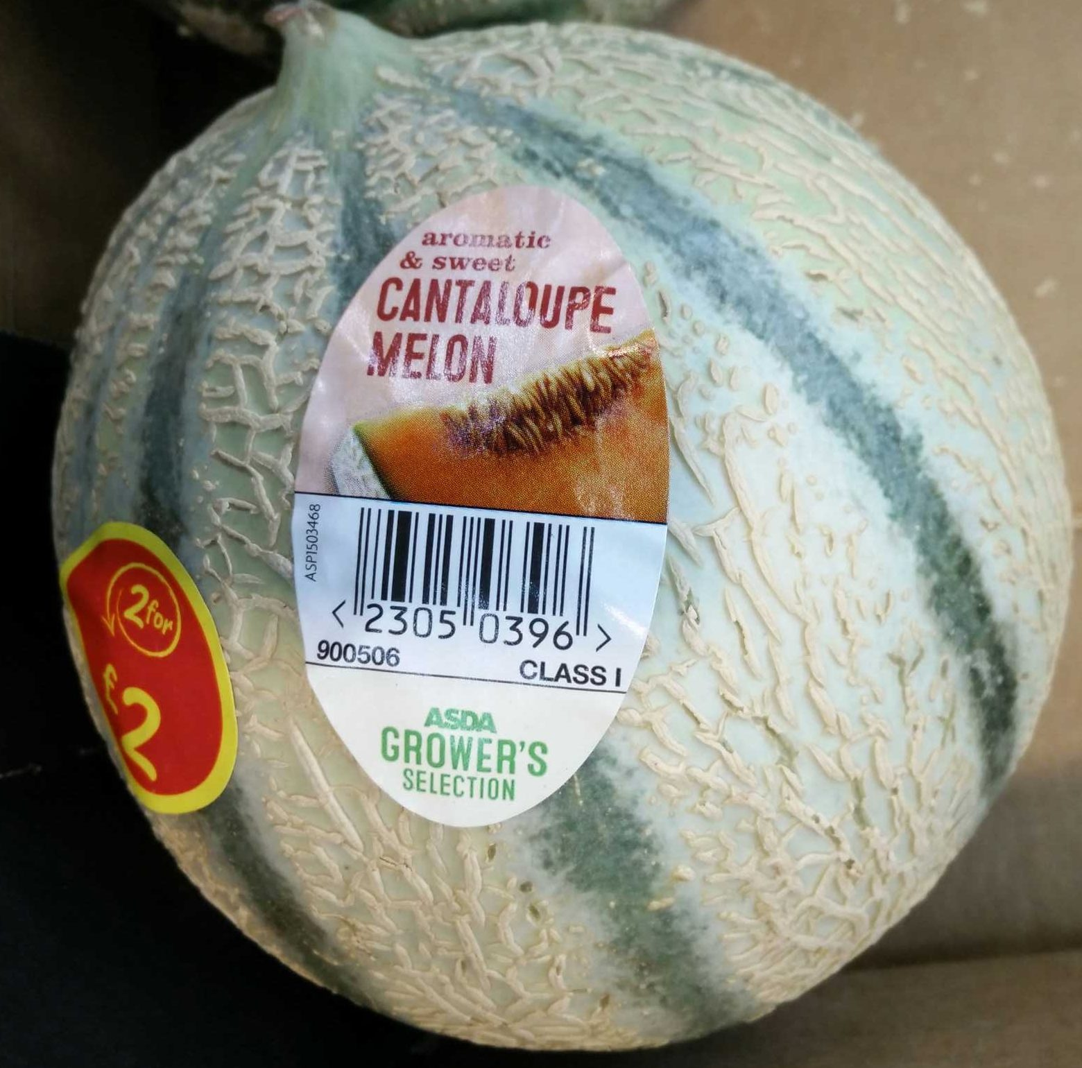 Melon Cantaloup Asda 1 Fruit The humble cantaloupe may not get as much respect as other fruits, but it should. https creativecommons org licenses by sa 3 0