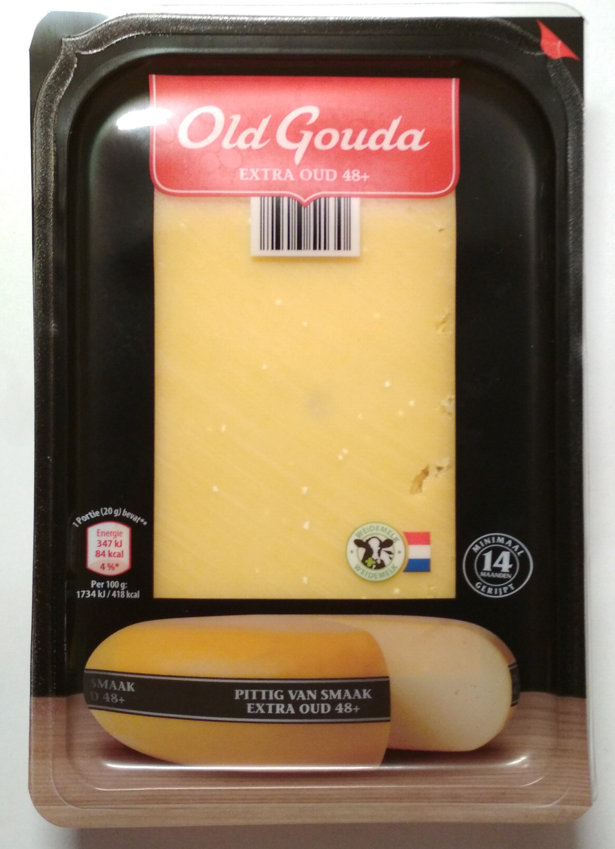 Old Gouda Extra Oud 48+ - Product - nl