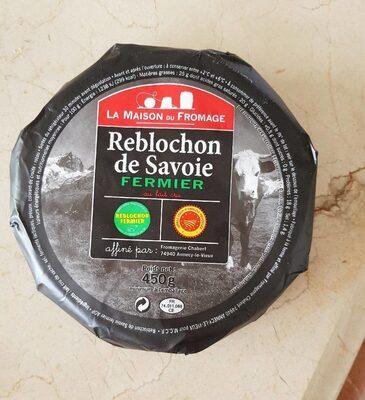 Reblochon de Savoie fermier - Product - fr