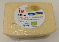 Ekologisk Lagrad Ost - Product