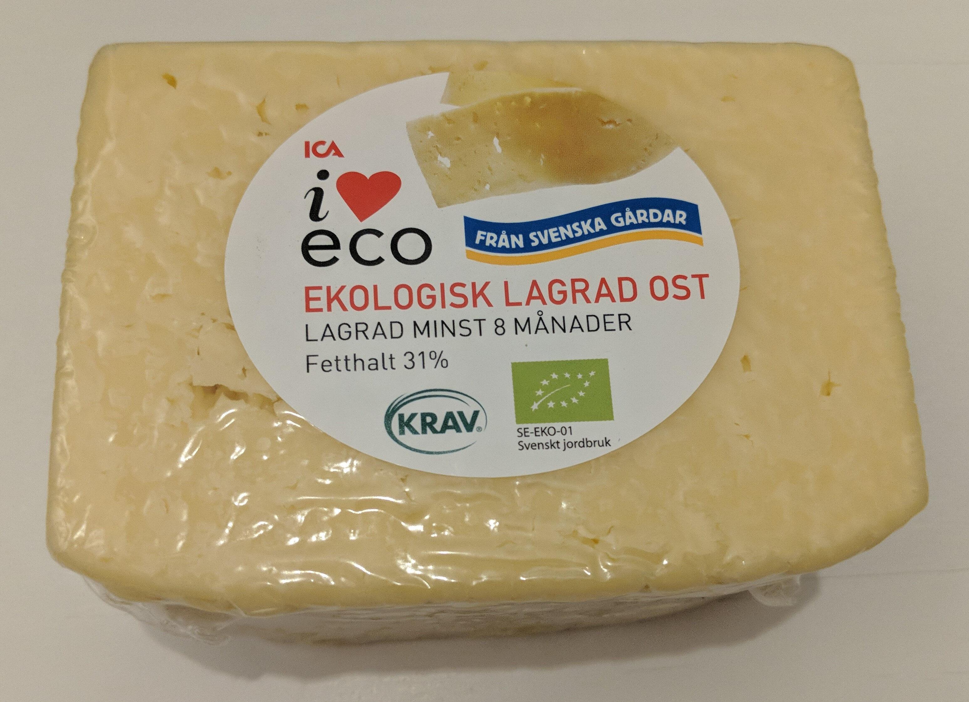 Ekologisk Lagrad Ost - Produit