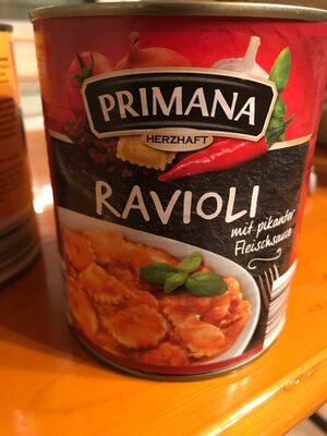 Ravioli Mit Sauce Bolognese - Produit - de
