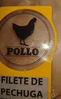 Filete de pechuga pollo