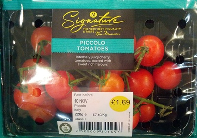 Piccolo tomatoes - Product