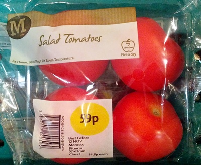 Salad Tomatoes - Product