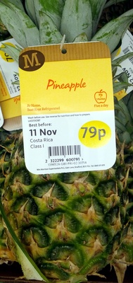 Pineapple - Product - en