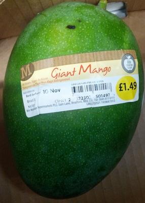 Giant Mango - Product - en