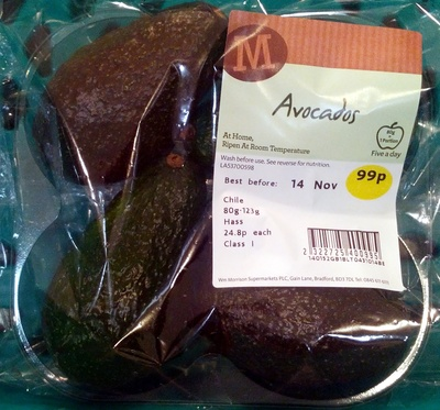 Avocados - Product