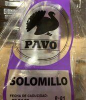 Solomillo de Pavo - Producte - es