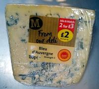 Bleu d'Auvergne - Produit - en