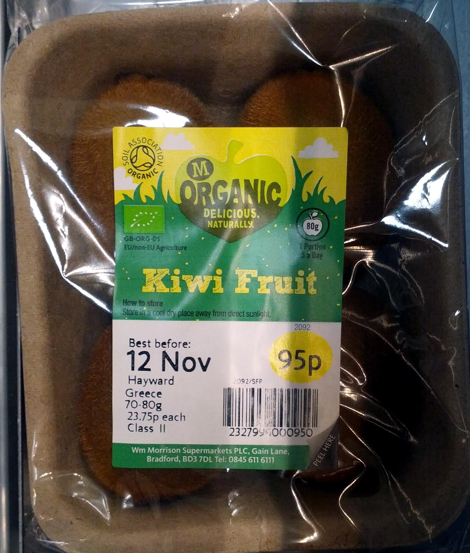 Kiwi Fruit - Product