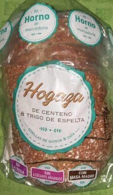 Hogaza de centeno & trigo espelta - Product
