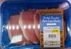 British Boneless Pork Loin Steak - Produit