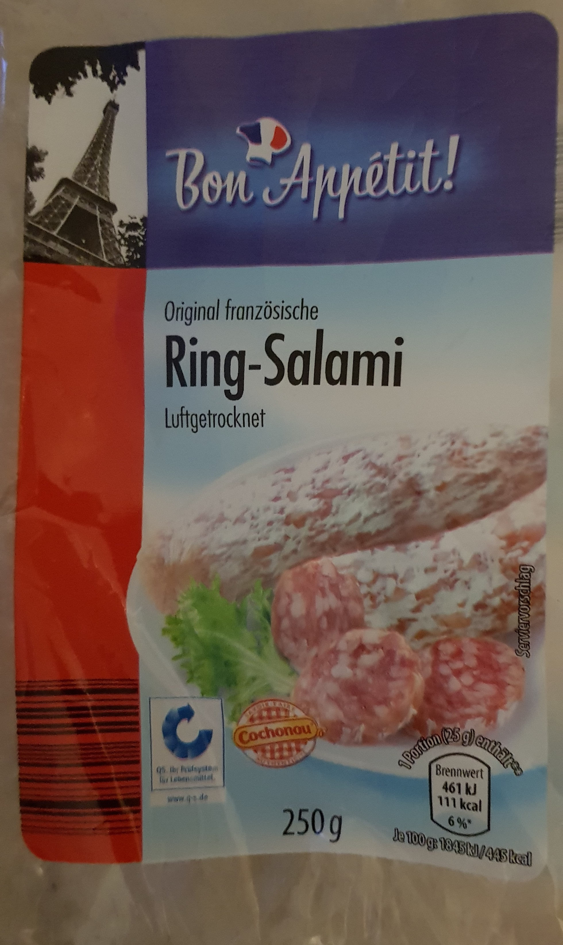 Ring Salami - Product - de
