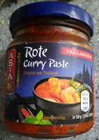 Rote Curry Paste - Product - de