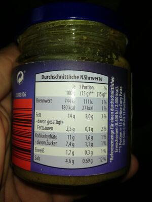 Rote Curry Paste - Ingredients - de