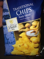 Traditional Chips Ready Salted - Produkt