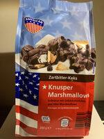 Knusper Marshmallows - Zartbitter-Keks - Product