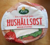 Hushållsost mild & len - Product - sv