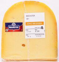 Beemster kaas jong belegen 48+ - Product - nl