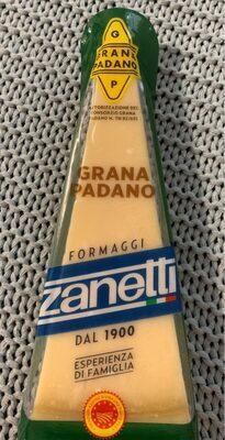 Grana Padano - Producte