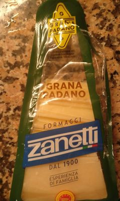 Gran Padano - Producte