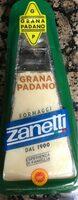 Queso Grana padano - Product - es