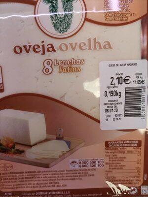 Queso de Oveja - Product