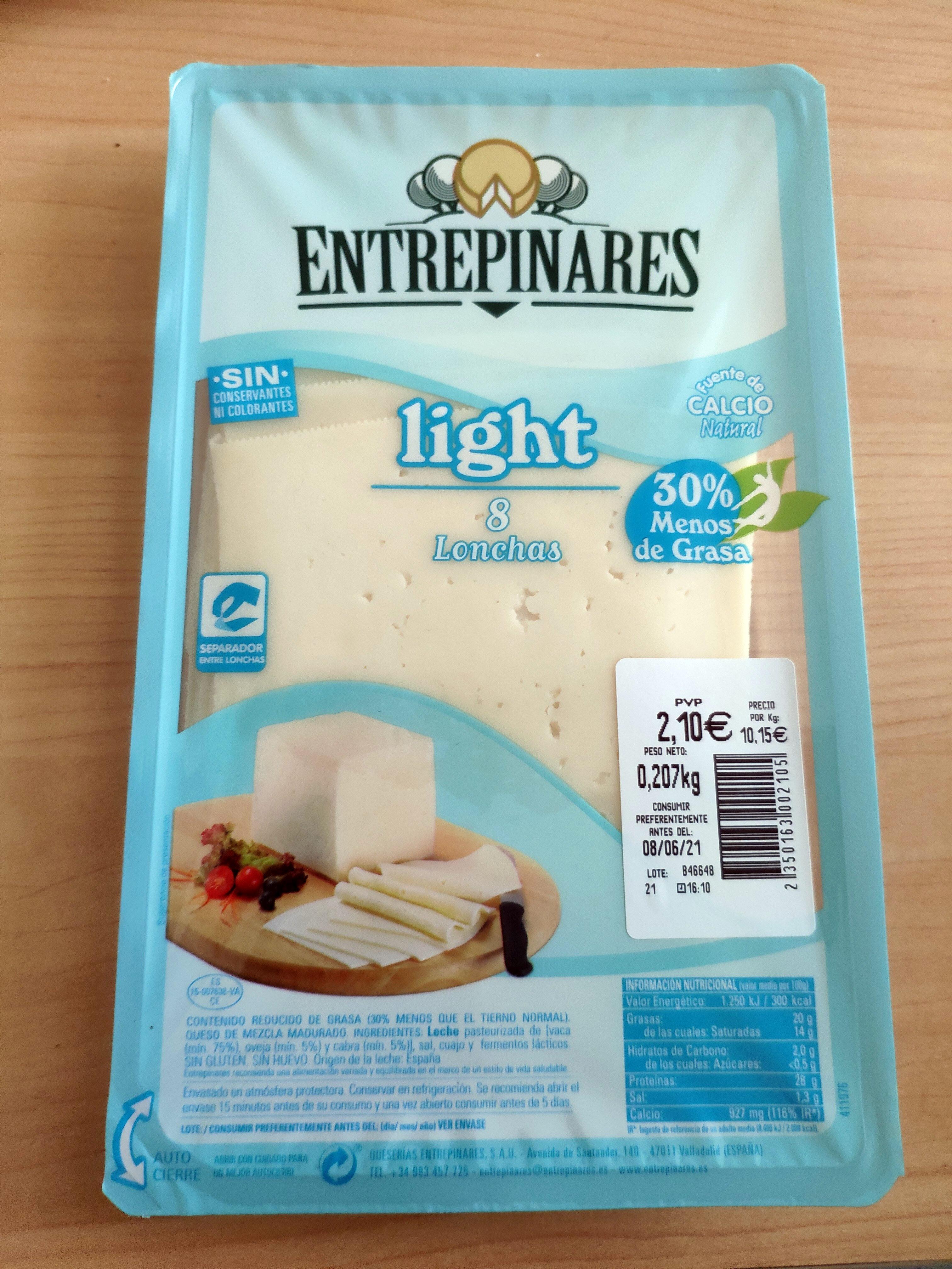 Light lonchas - Produit - es
