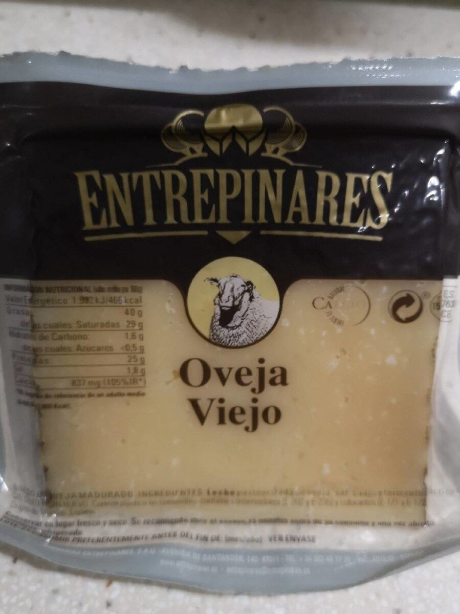 Queso Oveja - Producto