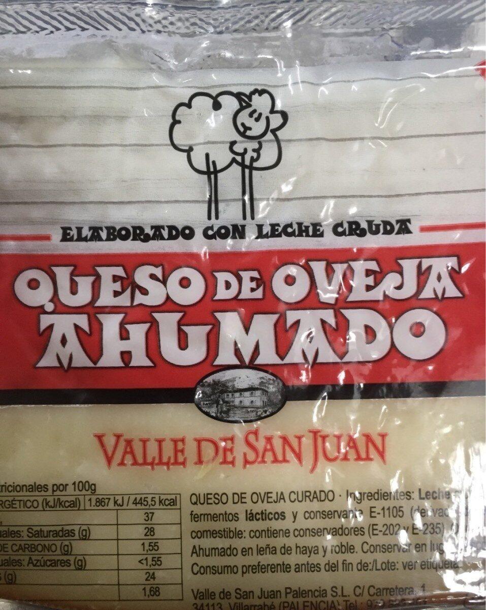 queso de oveja ahumado - Producto - es