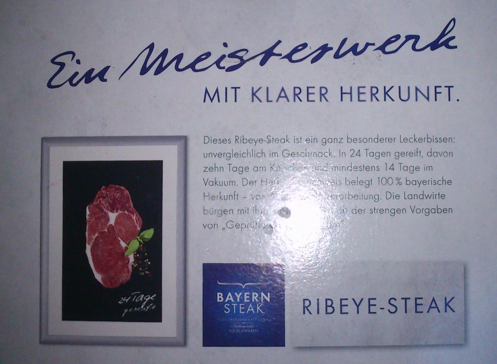 Ribeye-Steak - Ingredients - de