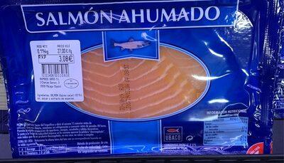 Salmón ahumado - Producte - es