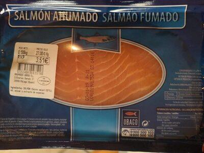 Salmon ahumado - Produit - es