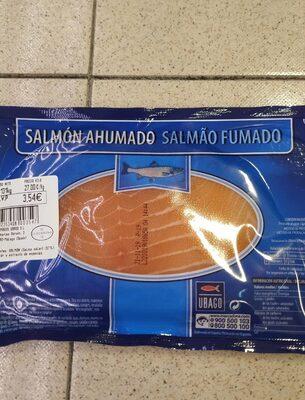 Salmón ahumado - Producte