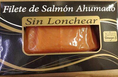 Filete de salmón ahumado